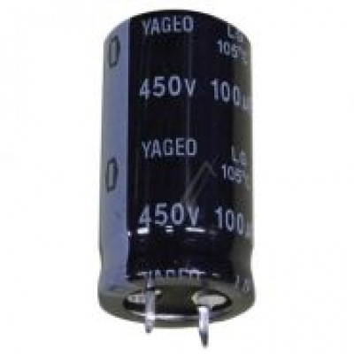 100UF 400V  Snap In  Smoother Electrolytic Capacitor 85 Deg.